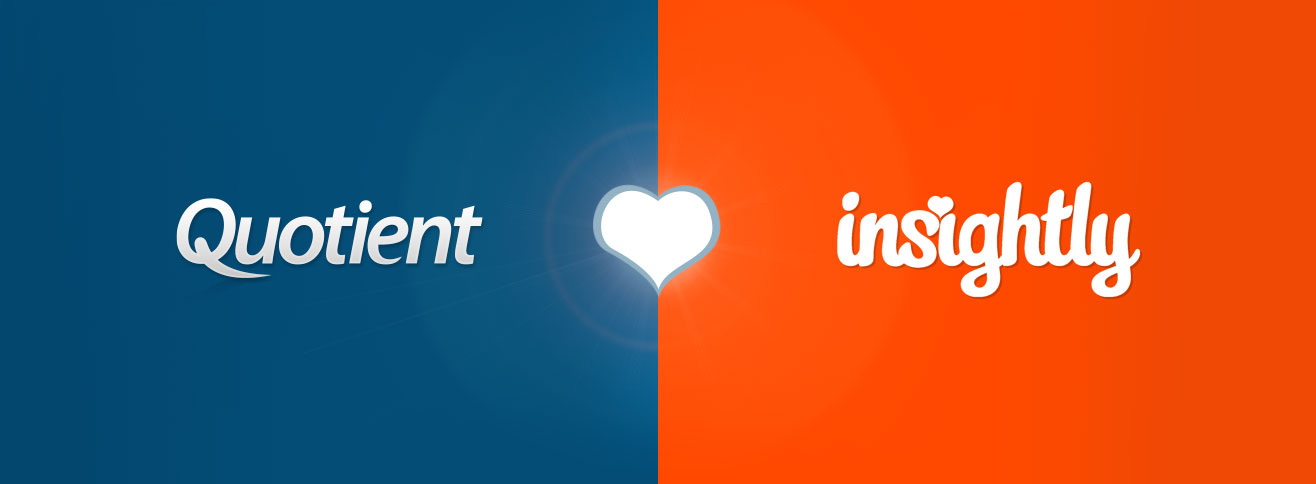 Quotient loves Insightly